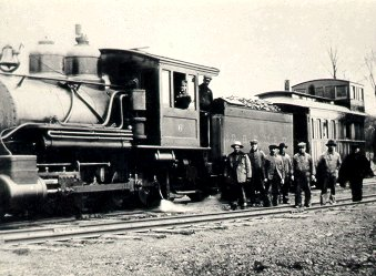 The History of the Quincy & Torch Lake Railroad