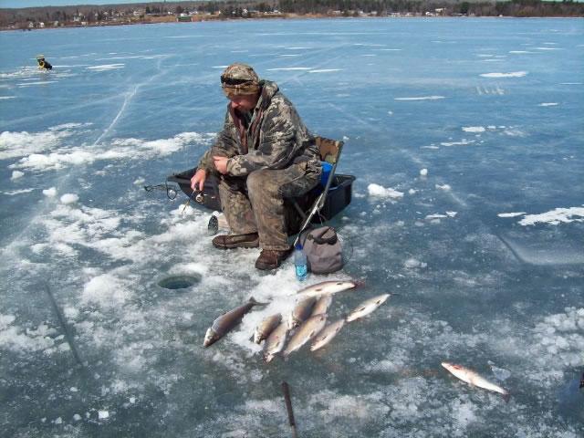 Little bay de noc fishing charters for Bay de noc fishing report